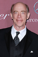 PALM SPRINGS, CA, USA - JANUARY 03: J.K. Simmons arrives at the 26th Annual Palm Springs International Film Festival Awards Gala Presented By Cartier held at the Palm Springs Convention Center on January 3, 2015 in Palm Springs, California, United States. (Photo by David Acosta/Celebrity Monitor)