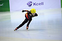 Ayuko Ito (JPN), .JANUARY 31, 2011 - Short Track : .during the practice time during the 7th Asian Winter Games in Astana, Kazakhstan.  .(Photo by AFLO) [0006]