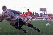 2003-10-18 Blackpool v Hartlepool Utd