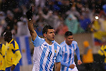 Argentina beats Ecuador 2-1 in New Jersey friendly