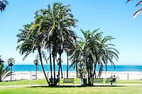 Santa Monica. Crescent Bay Park, Wednesday, July 17, 2013.