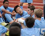 9-11-14, Skyline vs Huron boy's JV soccer