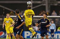 26 SEPTEMBAR 2009:  #20 Emilio Renteria, Columbus Crew Forward during the Los Angeles Galaxy at Columbus Crew MLS game in Columbus, Ohio on May 27, 2009.