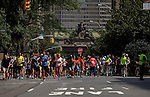 FEATURES-New Yorkers attend the annual Summer Streets celebration