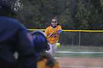 Water Valley vs. Oxford High in girls softball action in Water Valley, Miss. on Thursday, March 24, 2011. Water Valley won 8-7.
