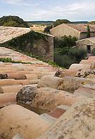 Europe/France/Languedoc-Roussillon/30/Gard /Montaren: Panorama depuis les Chambres d'Hôtes: le Clos du Léthé