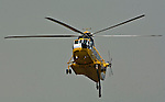 Bear Valley, California, July 27, 2008-Telegraph Fire near Yosemite National Park.Carson helicopter  over Mount Bullion.  Carson Sikorsky S-61 Helicopter fly over Telegraph Fire.  Similar to Aircraft that crashed in the Trinity Alps.   Image taken from Highway 49. Between Mt. Bullion and Bear Valley..Photo by Al GOLUB/Golub Photography.