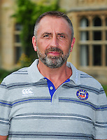 Steve Middleton poses for a portrait at a Bath Rugby photocall. Bath Rugby Media Day on August 24, 2016 at Farleigh House in Bath, England. Photo by: Patrick Khachfe / Onside Images