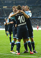 Fussball 2. Bundesliga 2012/13: 1860 Muenchen - MSV Duisburg
