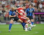 Fussball Vorbereitung und 1.Bundesliga 2008/2009
