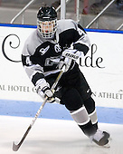 Mark Adams (Providence - 4) - The Northeastern University Huskies defeated the visiting Providence College Friars 5-0 on Saturday, November 20, 2010, at Matthews Arena in Boston, Massachusetts.