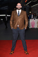LONDON, UK. October 16, 2016: Tom Davis at the London Film Festival 2016 premiere of &quot;Free Fire&quot; at the Odeon Leicester Square, London.<br /> Picture: Steve Vas/Featureflash/SilverHub 0208 004 5359/ 07711 972644 Editors@silverhubmedia.com