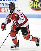 John Kennedy (RPI - 5) is serving as captain for a second season. - The visiting Rensselaer Polytechnic Institute Engineers tied their host, the Northeastern University Huskies, 2-2 (OT) on Friday, October 15, 2010, at Matthews Arena in Boston, MA.