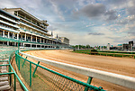 135th Derby in 2009. Course photos evening prior to the race.