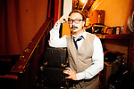 John Hodgman - Thrilling Adventure Hour - The Bell House - September 30, 2012