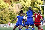2016 BYU Women's Soccer vs Nebraska