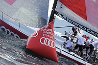 ITALY, Sardinia, Cagliari, AUDI MedCup, 22nd September 2010,  Region of Sardinia Trophy, Audi A1 Powered by All4one.