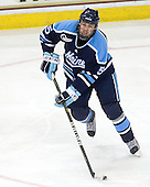 Josh Van Dyk (Maine - 5) - The Boston College Eagles defeated the visiting University of Maine Black Bears 4-1 on Sunday, November 21, 2010, at Conte Forum in Chestnut Hill, Massachusetts.