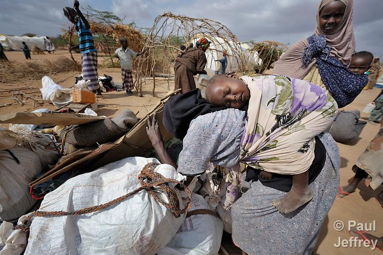 Moving day at Somali refugee camp   KairosPhotos - Images ...