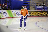SPEEDSKATING: CALGARY: Olympic Oval, 25-02-2017, ISU World Sprint Championships, 500m Ladies, Sanneke de Neeling (NED), ©photo Martin de Jong