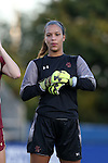 17 September 2016: Boston College's Alexis Bryant. The Duke University Blue Devils hosted the Boston College Eagles at Koskinen Stadium in Durham, North Carolina in a 2016 NCAA Division I Women's Soccer match. Duke won the game 3-2.