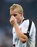 FUSSBALL   1. BUNDESLIGA  SAISON 2012/2013   11. Spieltag FC Bayern Muenchen - Eintracht Frankfurt    10.11.2012 Sebastian Rode (Eintracht Frankfurt)