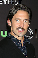 BEVERLY HILLS, CA - SEPTEMBER 13: Milo Ventimiglia at the PaleyFest 2016 Fall TV Preview featuring NBC at the Paley Center For Media in Beverly Hills, California on September 13, 2016. Credit: David Edwards/MediaPunch