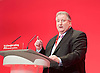 Labour Conference, Brighton, Great Britain <br /> 27th September 2015 <br /> <br /> Sir Paul Kenny <br /> General Secretary <br /> GMB Union <br /> <br /> <br /> <br /> Photograph by Elliott Franks <br /> Image licensed to Elliott Franks Photography Services