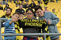 20161105 A League - Wellington Phoenix v Newcastle Jets