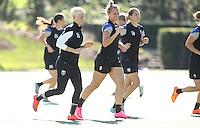 Seattle Reign FC Training, September 29, 2015