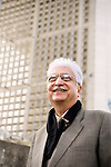 Portrait of Azim Premji, 58, Wipro's chairman and principal shareholder..September 18, 2008..(assignment for Le Monde)