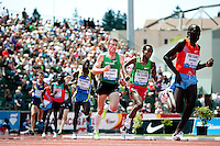 EUGENE, OR--Pre Classic, Hayward Field, Eugene, Oregon. SATURDAY, JULY 3, 2010