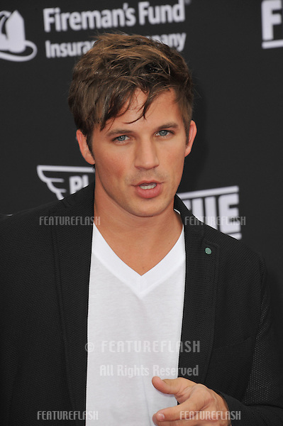 Matt Lanter at the world premiere of Disney's &quot;Planes: Fire &amp; Rescue&quot; at the El Capitan Theatre, Hollywood.<br /> July 15, 2014  Los Angeles, CA<br /> Picture: Paul Smith / Featureflash