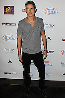 HOLLYWOOD, LOS ANGELES, CA, USA - SEPTEMBER 18: Sean Faris arrives at the 'Get Lucky For Lupus' 6th Annual Poker Tournament held at Avalon on September 18, 2014 in Hollywood, Los Angeles, California, United States. (Photo by Celebrity Monitor)