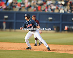 Mississippi's Tim Ferguson vs. Louisiana-Monroe at Oxford-University Stadium in Oxford, Miss. on Saturday, February 20, 2010 in Oxford, Miss. Mississippi won.