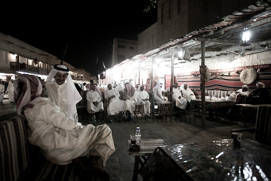Qatar - Doha - Old souk