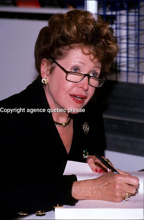 Mary Higgins Clark<br /> in 1996