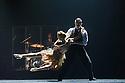 "German Cornejo's ""Immortal Tango"" opens at the Peacock Theatre. The dancers are: German Cornejo, Gisela Galeassi, Jose Fernandez, Martina Waldman, Max Van De Voorde, Solange Acosta, Mariano Balois, Sabrina Amuchastegui, Leonard Luizaga, Mauro Caiazza, Tere Sanchez Terraf, Julio Seffino, Carla Dominguez."