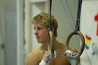 TURNEN: HEERENVEEN: 2004, Epke Zonderland, ©foto Martin de Jong