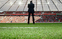 Fussball Bundesliga 2011/12: Bayer 04 Leverkusen - FC Schalke 04