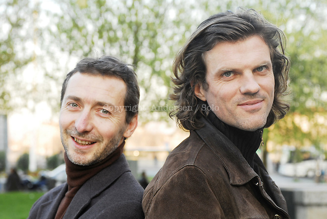 Denis Bretin et Laurent Bonzon