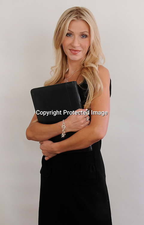 Stock photo of an Attractive business woman
