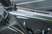 definitively Greg Van Avermaet's (BEL/BMC) bike<br /> <br /> 60th E3 Harelbeke (1.UWT)<br /> 1day race: Harelbeke &rsaquo; Harelbeke - BEL (206km)