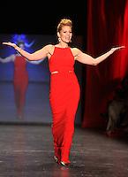 FEB 11 The American Heart Association's Go Red For Women Red Dress Collection