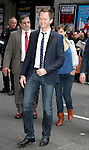June 05, 2012 Neal Patrick Harris at Late Show with David Letterman  in New York City. Credit: RW/MediaPunch Inc. ***NO GERMANY***NO AUSTRIA***