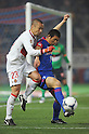 Takuji Yonemoto (FC Tokyo), MARCH 18, 2012 - Football : 2012 J.LEAGUE Division 1 between FC Tokyo 3-2 Nagoya Grampus at Ajinomoto Stadium, Tokyo,  Japan. (Photo by Atsushi Tomura /AFLO SPORT) [1035]