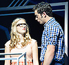Loserville<br /> by Elliot Davis and James Bourne<br /> at The Garrick Theatre, London, Great Britain <br /> press photocall <br /> 11th October 2012 <br /> <br /> Eliza Hope Bennett <br /> Stewart Clarke<br /> <br /> <br /> Photograph by Elliott Franks<br /> <br /> Tel 07802 537 220 <br /> elliott@elliottfranks.com<br /> <br /> 2012&copy;Elliott Franks<br /> Agency space rates apply