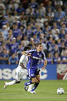 Davy Arnaud..Kansas City Wizards and DC United played to a 1-1 draw at Community America Ballpark, Kansas City, Kansas.