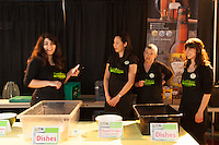 Volunteers at FoodShare Toronto's Recipe for Change, February 28,  2013