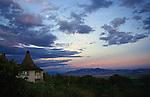 Africa, Tanzania, Lake Manyara Serena Lodge.